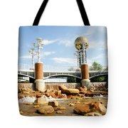 World's Fair Park Tote Bag