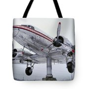 World's Largest Weather Vane Tote Bag
