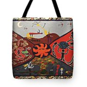 Worlds Tote Bag