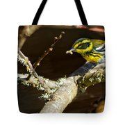 Worm For Breakfast Tote Bag