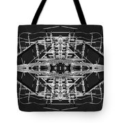 Worm Hole Generator Tote Bag