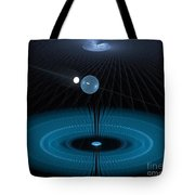 Wormhole Tote Bag