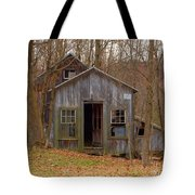 Worn Out Shed Tote Bag