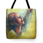 Worship Tote Bag