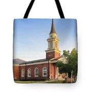 Worthington Presbyterian Church Tote Bag
