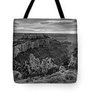 Wotan's Throne North Rim Grand Canyon National Park - Arizona Tote Bag