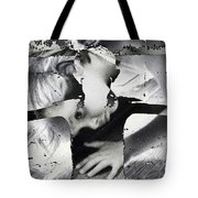 Wounded Youth Tote Bag