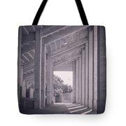 Wpa Project Farrington Field Tote Bag