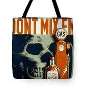 Wpa  Vintage Safety Poster Tote Bag