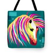 Wpap Horse Tote Bag