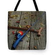 Wrapped In Time Tote Bag