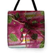 Wrapped Up With A Bow Tote Bag