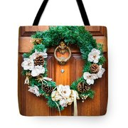 Wreath 27 Tote Bag