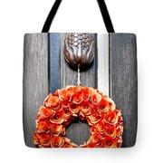 Wreath 31 Tote Bag