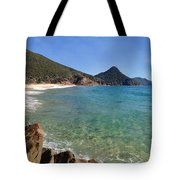 Wreck Beach Shoal Bay Port Stephens Tote Bag
