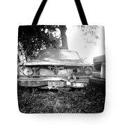 Wreck Tote Bag