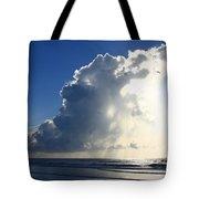 Wrightsville Beach Skyscape Tote Bag