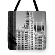 Wrigley Building - A Chicago Original Tote Bag