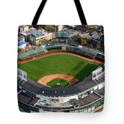 Wrigley Field Chicago Sports 03 Tote Bag