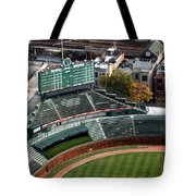 Wrigley Field Chicago Sports 04 Tote Bag