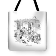 Write About Dogs! Tote Bag