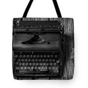 Write Me Tote Bag
