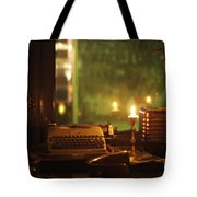 Writer's Dream  Tote Bag