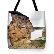 Writing-on-stone Provincial Parks Tote Bag