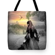 Written In The Sky Tote Bag