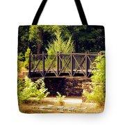 Wrought Iron Bridge Tote Bag