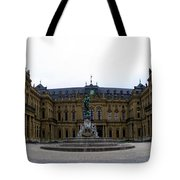 Wuerzburger Residenz Tote Bag
