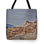 Wupatki National Monument-ruins V15 Tote Bag
