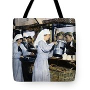 Ww1: Red Cross, 1918 Tote Bag