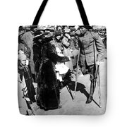 Wwi Black Veteran, 1919 Tote Bag