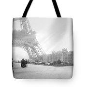 Wwi Eiffel Tower, C1914 Tote Bag