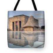 Wwi Museum  Tote Bag by Lisa Plymell