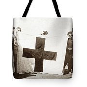 Wwi Refugees, 1914 Tote Bag