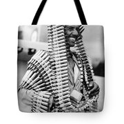 Wwii Fighters In Africa Tote Bag