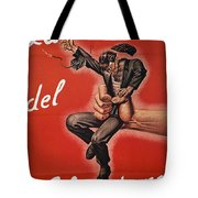 Wwii: Italian Poster, 1944 Tote Bag by Granger