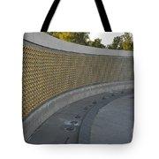 Wwii Memorial Stars Tote Bag