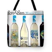 www.CareyChenWine.com Tote Bag