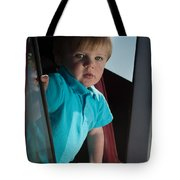 Wyatt Portrait 3 Tote Bag