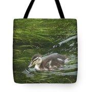 Wye Dale Duckling Tote Bag