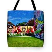 Wynwood Lawn Tote Bag