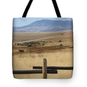 Wyoming Landscape Tote Bag