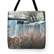 Wyoming Sheds Tote Bag