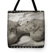 X File Evidence Collector Art Tote Bag