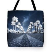 X Tote Bag by Sean Foster