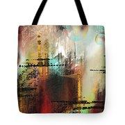 Xanadoo Tote Bag by Francoise Dugourd-Caput