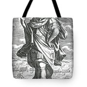 Xenophon Of Athens, Ancient Greek Tote Bag